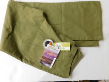 CLOUDVEIL Men's BUCK RAIL Pant - slate green - Size 32 - organic Cotton - NEW