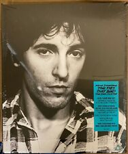 Bruce Springsteen–The Ties That Bind The River Collection-4CD+3DVD New Sealed.