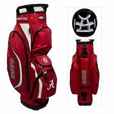 BRAND NEW Team Golf Alabama Crimson Tide Clubhouse Cart Bag Red/White 20162