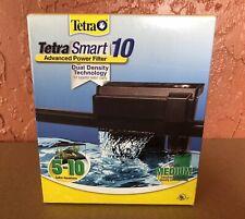 "Tetra Smart 10 Advanced Power Filter Aquariums 5-10 Gallon Filtration ""NEW"""