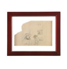 Edgar Degas Very Limited Edition Lithograph from Marees-Gesellschaft