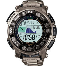 Casio PRW-2500T-7 PRO TREK, Digital, Altimeter, Barometer, Compass, Men's Watch
