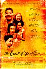 SECRET LIFE OF BEES Movie POSTER 27x40 Dakota Fanning Paul Bettany Queen Latifah