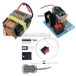 High Frequency 15KV Inverter Generator High Voltage Coil Converter Boost DIY Kit