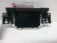 FORD FOCUS LW TREND DISPLAY CLUSTER, CENTRE DASH, 08/11-08/15