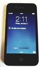 Apple iPhone 4 (Factory Unlocked) T-Mobile MetroPCS Verizon AT&T | 16GB
