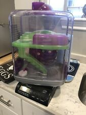 hamster cage, 2 Floors used Comes Wifh Hamster Wheel and Exercise Ball