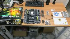 MSI Z77 MPOWER 1155 Z77 HDMI SATA 6Gb/s USB 3.0 ATX Motherboard