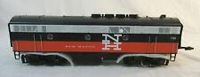 O Scale MTH Premier EMD F-3 B Unit Diesel Engine - New Haven 1198 - Unpowered