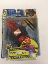 Transformers Beast Machines Mechatron Figure Mosc New Mechatron Mech Rider