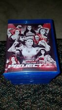 WWR - Project XX - Womens Wrestling Bluray
