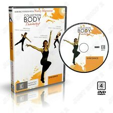 Aerobics 13 DVD Set Complete Body Training Collection Exercise Fitness