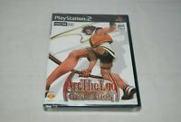 NEW! PlayStation 2 Arc The Lad GENERATION Japan Import SONY PS2 factory sealed