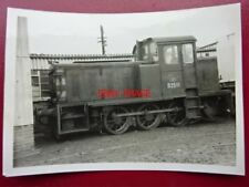 PHOTO  CLASS D2 SHUNTER NO D2511 AT DERBY WORKS 8/66