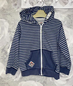 Boys Age 3-4 Years - Next Zip Up Hooded Top