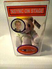 Nysnc Rare Bear Lance Limited Edition 2000