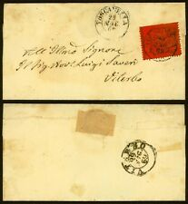 Vatican 1869 - Cover Torcanella 23951