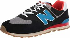 New Balance 574v2, Sneaker Uomo - ML574SOV BLACK SCARPA