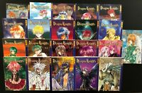 Dragon Knights Manga Anime  21 Volumes Set 1-13,15-20 22,23 In English