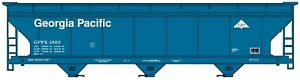 Accurail George Pacific ACF Covered Hopper New Free Shipping