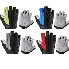 Outdoor Sports Half Finger Gloves Women Men Glove Motorcycle Cycling Mittens US