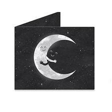 Moon abrazo Poderoso Cartera Bi-Fold Wallet por Dynomighty