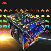 Video Game Machine Cocktail Arcade Machine w/ 60 Classic Games Commercial grade!