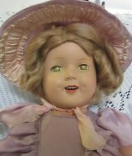 Horsman Composition Bright Star (Shirley Temple Look-a-Like Doll