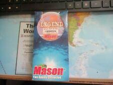 Mason 10 Lb Waterproof Braided Nylon Bait Casting Line Legend 2 Spools Connected