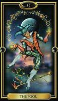 Beautiful Tarot Deck & Easy Tarot book by Ellershaw & Marchetti