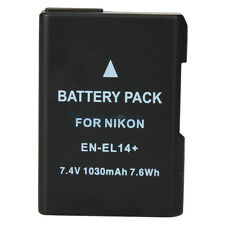 EN-EL14 Battery for Nikon Coolpix P7000 P7100 D5000 D3100 D5100 D3200 Camera