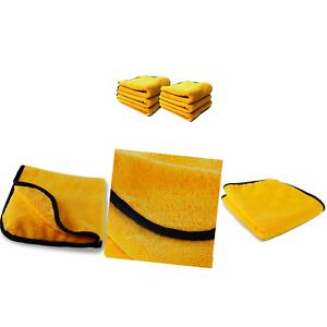 Chemical Guys MIC_506_12 Professional Grade Premium Microfiber Towels, Gold (...
