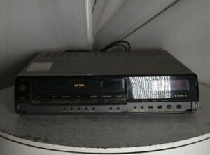 GE VG-7500 HQ VHS VCR Player SEE NOTES