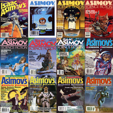 Asimov's Science Fiction Magazine 397 Issues in Pdf Form on 5 Dvds