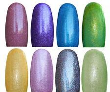UV Gel de Color Set Profiline Purpurina 8 5ml, Glitter-Gel Color Lima
