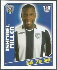 TOPPS TOTAL FOOTBALL-2009- #437-WEST BROMWICH ALBION-ISHMAEL MILLER