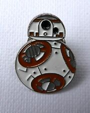 Metal Enamel Pin Badge Brooch Star Wars Starwars SW BB-8 BB8 Droid Robot Android
