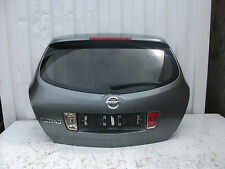 2005 NISSAN MURANO 5DR TAILGATE BOOTLID GREY
