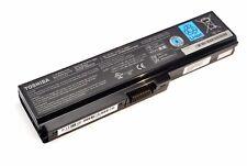 Original Batteria Toshiba Satellite C660 L655 C650 L755 A665 C655 PA3817U-1BRS