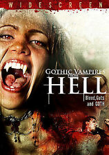 Gothic Vampires From Hell (DVD, 2007)