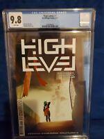 HIGH LEVEL #1 CGC 9.8