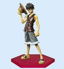 One Piece - Rufy - Luffy - Rubber - Banpresto Title Of D vol.1 - Original Figure