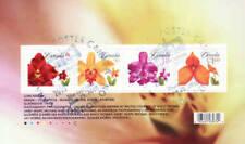 Canada 2007 Flowers Definitives Souvenir Sheet Used