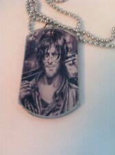 DARYL DIXION THE WALKING DEAD TAG NECKLACE HANDMADE