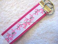 CHERRY BLOSSOMS Key Fobs (really cute keychains)