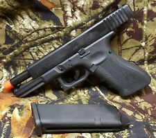 Officially Licensed Glock 17 Gen 4 G17 Green Gas Blowback Airsoft Pistol Propane