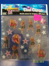 Hannah Montana Rock the Stage Birthday Party Favor MP3 Cell Phone Cool Clings