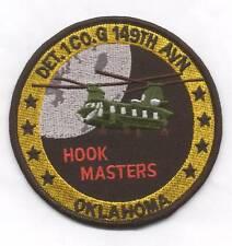 DET 1 CO G 149th AVN patch