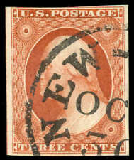 momen: US Stamps #10A Used VF