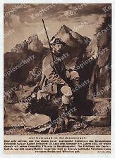 Paul Ney Foto Kaiser Friedrich III. Adel Jagd Berchtesgaden Hohenzollern 1872